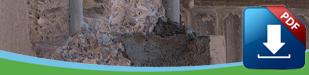 Reparación de Concreto sobre cabeza y verticales
