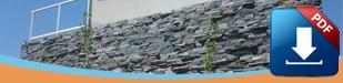 Repelente de agua para Muros de Mampostería y Piedra Natural